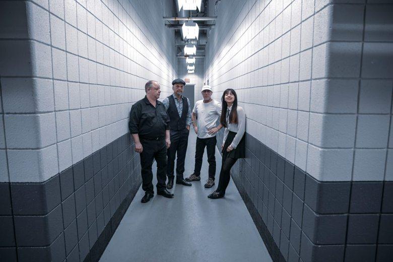 Pixies Simon Foster