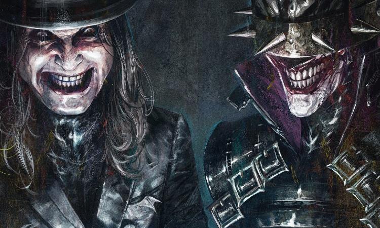 Dark Knights: Death Metal; Ozzy, Megadeth y Sepultura aparecerán en las portadas